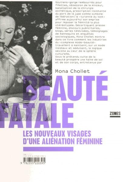 Beaute fatale Mona chollet