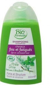 Shampoing sans sulfate