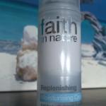 [Test] La crème au thé vert Faith in Nature