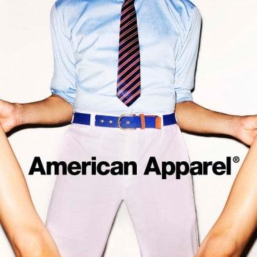 politique american apparel