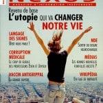Corruption médicale, partialité de Wikipedia et revenu de base : Nexus n° 101 en kiosque !