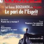Bogdanov, chimiothérapie et agriculture bio : Nexus n°102 en kiosques !