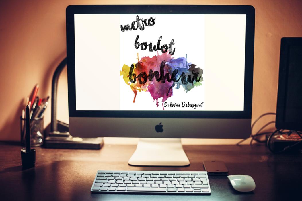 Ebook Métro, boulot... bonheur ! format ordinateur | 70 pages