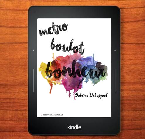 Ebook Métro, boulot... bonheur ! format liseuse | 190 pages