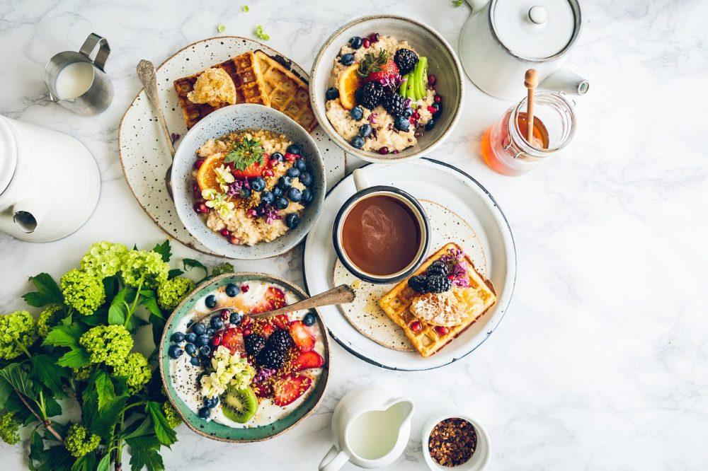 Recette petit déjeuner bio sain équilibré