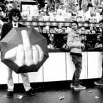 Les agresseurs au parapluie