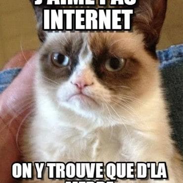 Internet merde
