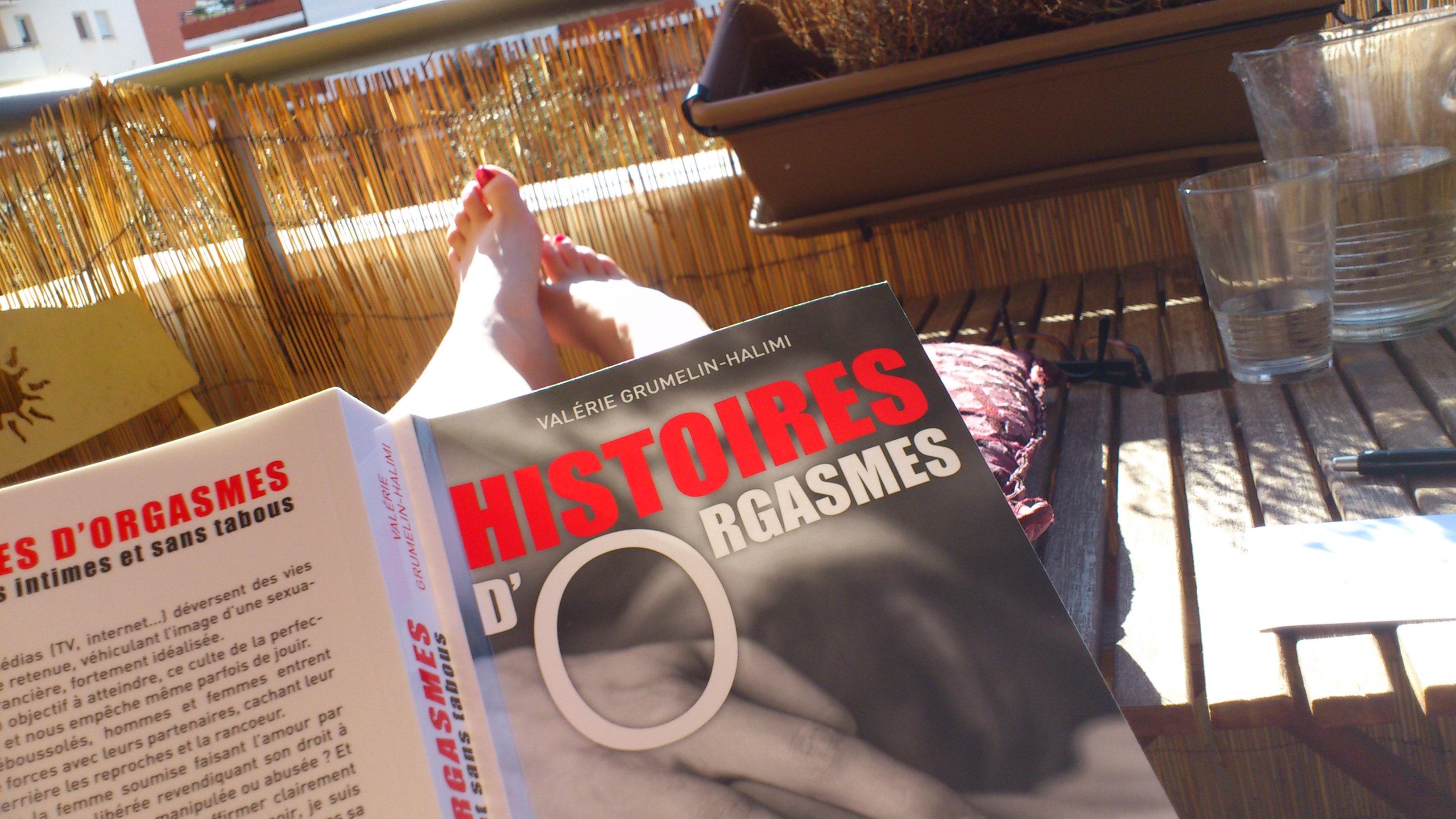 """J'ai lu pour vous… """"Histoires d'orgasmes"""""""