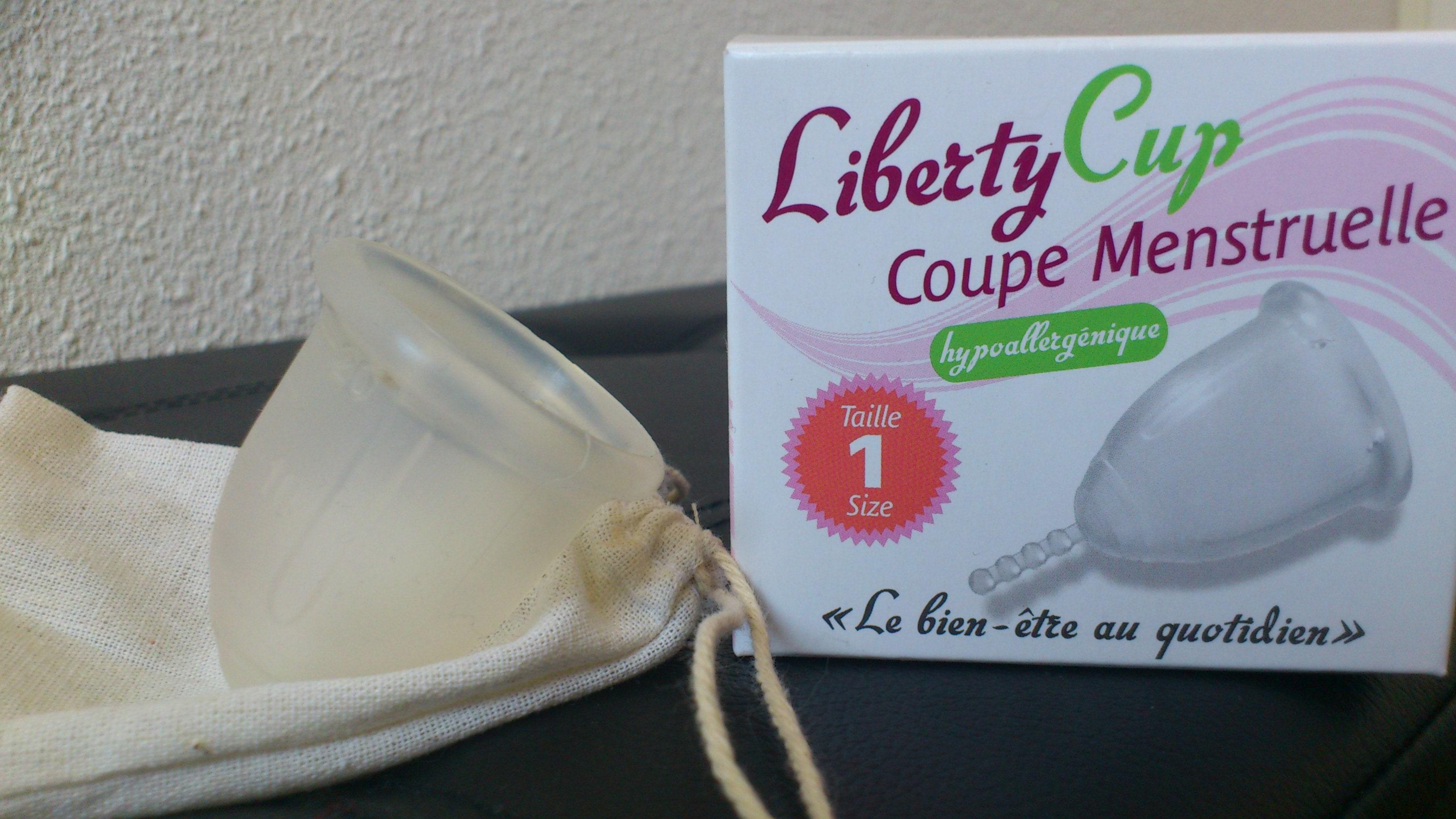J'ai testé pour vous… la cup (coupe menstruelle)