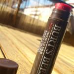 Le baume à lèvres coloré Burt's Bees