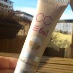 [Test] CC Cream Santé
