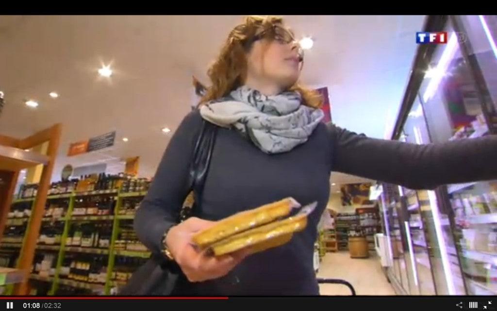Sabrina Chauchard reportag TF1 2