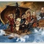 Naufrage français : jeter les plus faibles par-dessus-bord, une solution, vraiment?