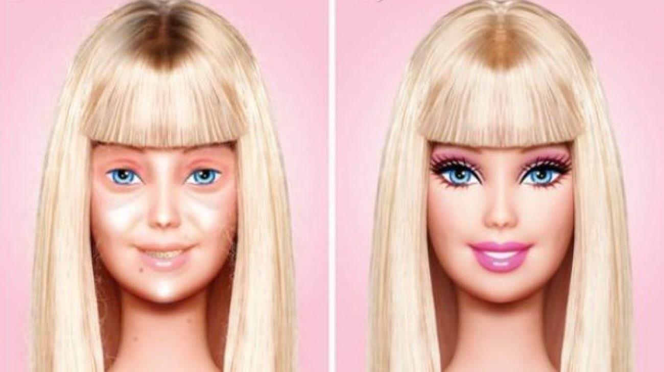 Sommes nous encore capable d'apprécier un visage féminin sans maquillage ?