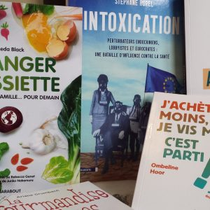 5 livres santé/alimentation pour ouvrir vos horizons !