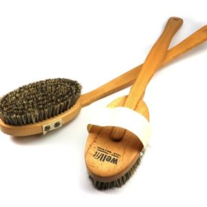 Brosse massage anti cellulite