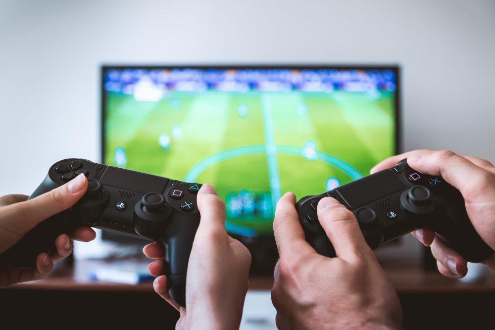 Jeux vidéos homme