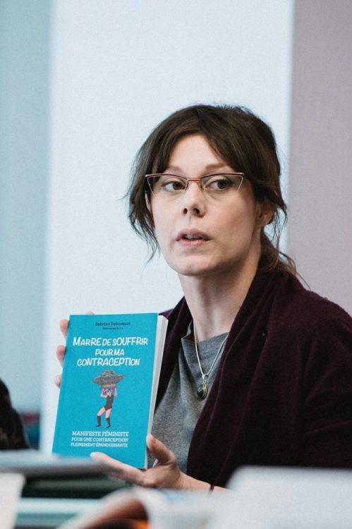 Sabrina Debusquat ONU contraception