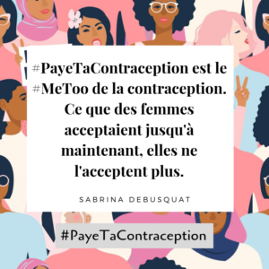 Citation Debusquat MeToo contraception
